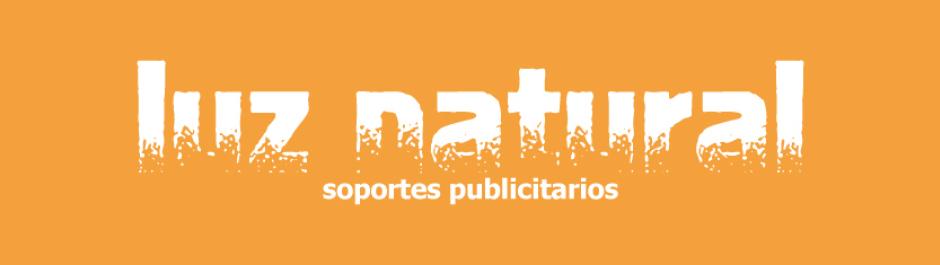 logotipo de LUZ NATURAL SOPORTES PUBLICITARIOS SOCIEDAD LIMITADA.